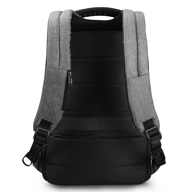 Tigernu nouveau Anti-vol USB chargeur sac à dos ordinateur portable étanche voyage sac à dos homme sac à dos décontracté pour homme - 4