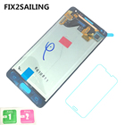 FIX2SAILING 100% Working AMOLED LCD Display Touch Screen Assembly For Samsung Galaxy Note 4 Mini Alpha G850 G850F G850M G850K
