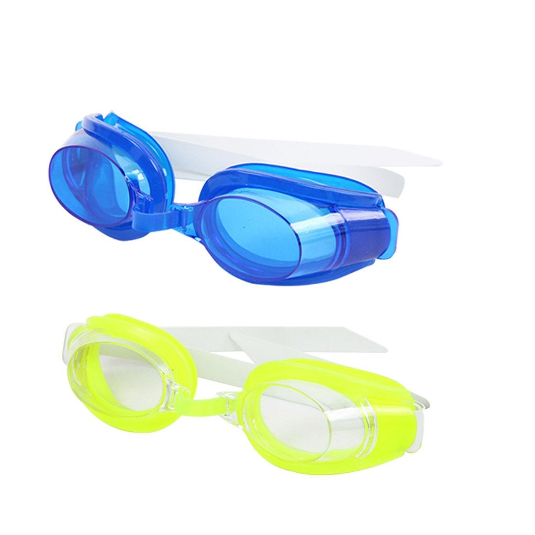 Kids Children Waterproof Anti fog Swimming brille Outdoor Sports Swimming Pool Eyewear & Ear Plugs Nose Clip