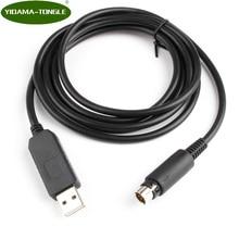 USB Кабель для программирования для YAESU FT-857D FT897D FT817 FT857 FT897 FT-100 VX-1700 CT-62 рация