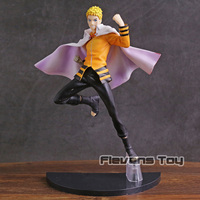 GEM Boruto Naruto Next Generations Uzumaki Naruto Seventh Hokage Ver. PVC Figure Collectible Model Toy