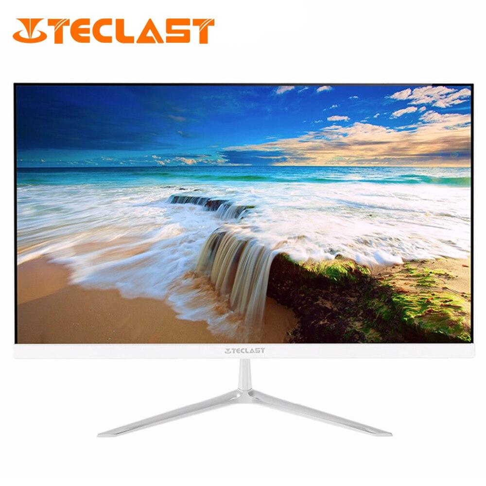 Teclast X24 Air 23.8 pollice FHD LED Ghiaione All-in-one di Computer DOS Intel Celeron N3160 Quad Core 1.6 ghz 4 gb di RAM 128 gb SSD Desktop