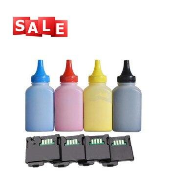 [toner+chip] toner Refill Kit compatible for Dell 2150 2150cdn 2150cn 2155 2155cdn 2155cn color toner cartridge Laser Printer gpr29 toner chip for canon imagerunner lbp5460 printer copier cartridge