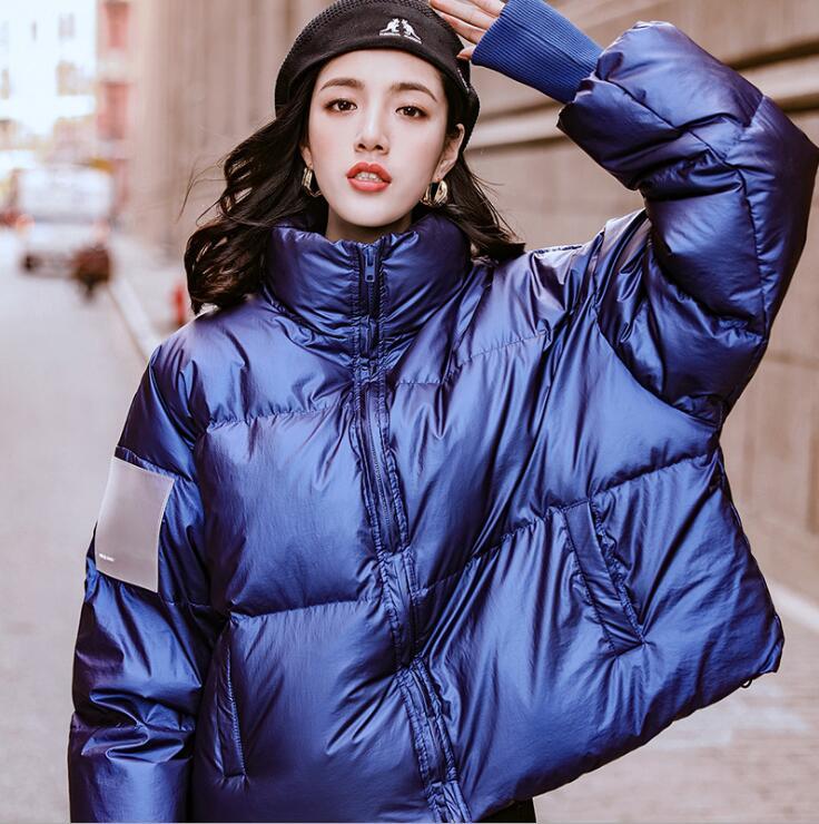 2019 new arrival women down coat jackets fashion