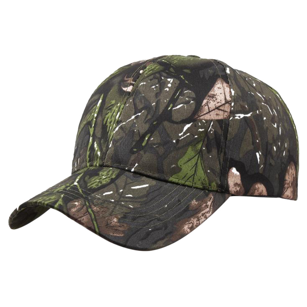 Snapback Cap Baseball-Hat Mesh Bone Camouflage Women Sport-Cap Classic Golf Unisex