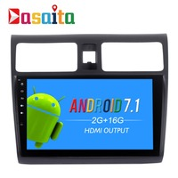 Super 10 2 Inch Screen Android 5 1 1 Car Radio For Suzuki Swift 2005 2016