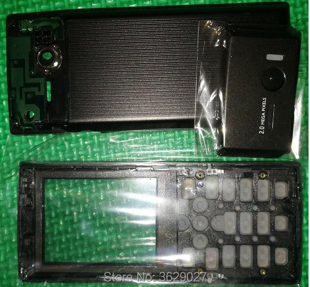 SZWESTTOP d'origine Tous Les logements pour Philips X513 CTX513 Mobile couvercle de la batterie pour Xenium téléphone téléphone portable