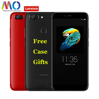 Lenovo S5 K520 Phone Global Version Smartphone Android Mobile Phone 2160*1080 4GB 64GB 13MP Octa core Face ID 5.7 Fingerprint
