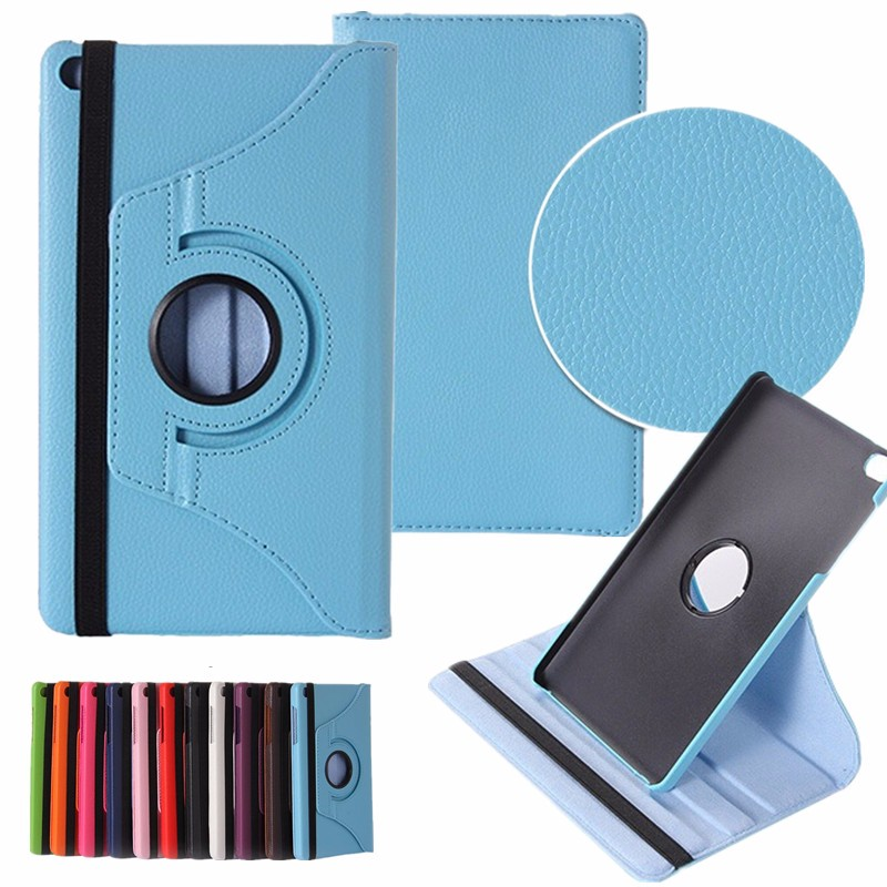 For HTC Google Nexus 9 7.9inch Tablet Flip Pu Leather 360 Degree Rotating Case Stand Cover