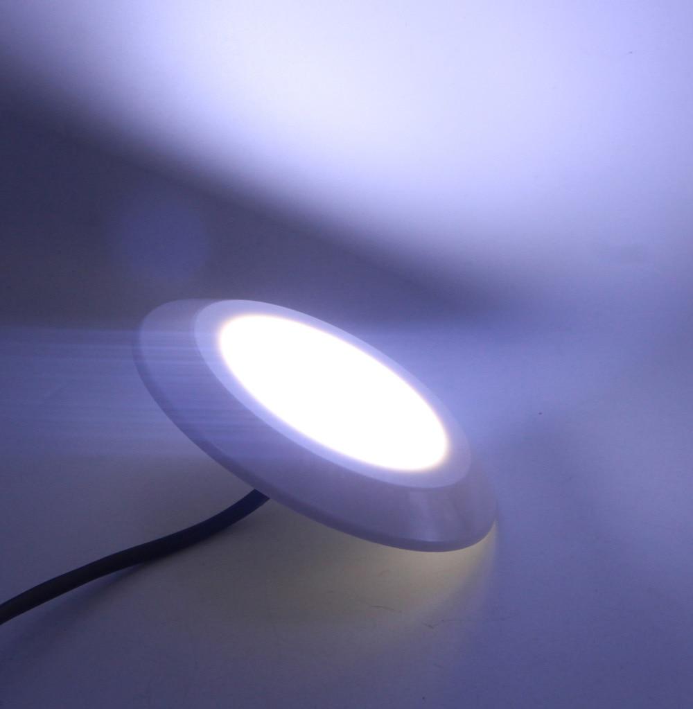 Resina Cheia RGB LED Piscina Luz subaquática IP68 PAR56 Fixado Na Parede LED PISCINA 9W 12V piscinas para spa Lagoa Fonte