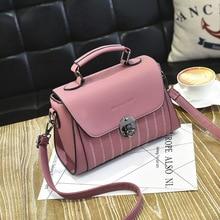 Women Leather Handbags Medium Shoulder Bags Top-Handle Luxury Women Messenger Bag Famous Brands Female Tote Women Bolsa цена 2017