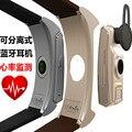 Fábrica al por mayor Umini/U20/U-WATCH pequeña U Pulsera inteligente de medición de la frecuencia cardíaca Bluetooth headset