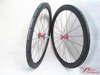 Farsports FSC50 TM 23 Крис King High end углеродного колеса 700c, велосипеды углеродного колеса 50 tubular с Шима 9.10.11sp freehub