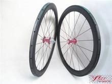 Farsports FSC50 TM 23 Chris King High end carbon wheels 700c font b road b font