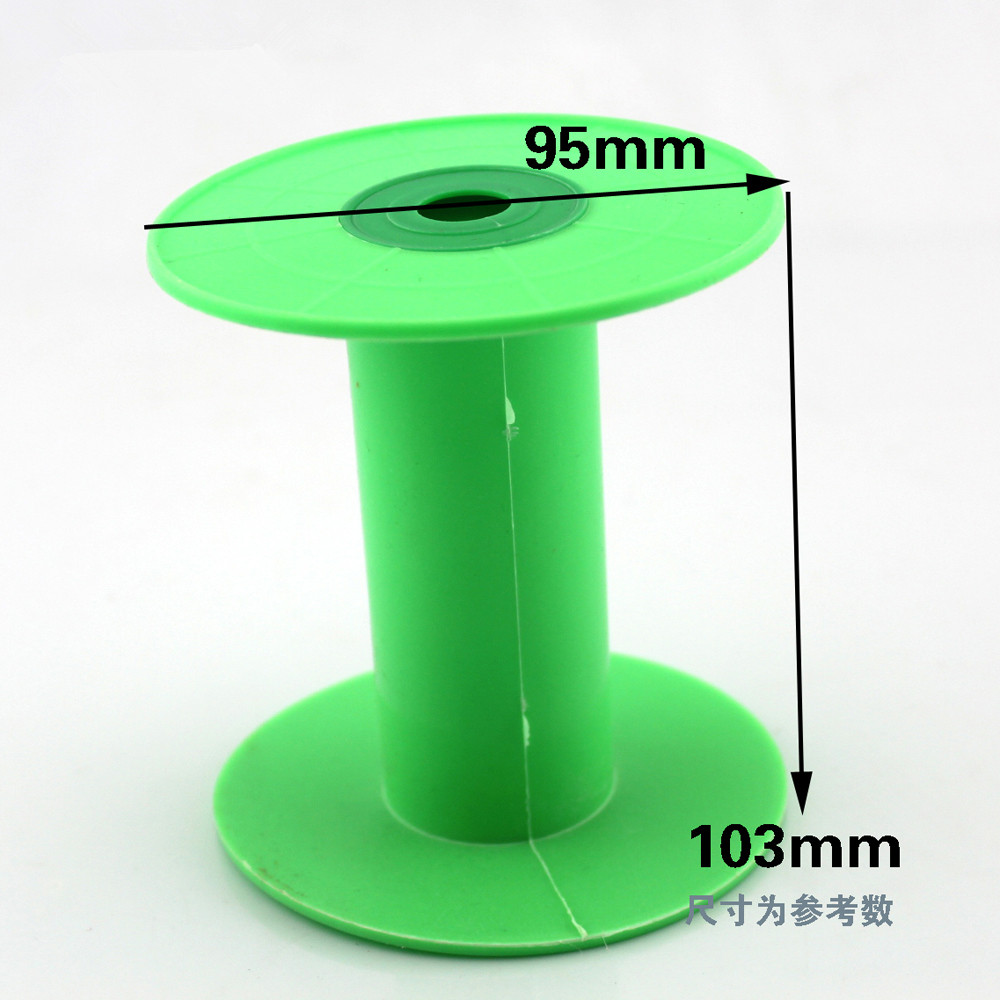 1pc J331 Green Plastic Wire Spool 103*95mm Winder Wire Hank DIY Model Making Kite Parts Free Shipping Russia 85pcs k841 85 plastic gears pack without repetition diy technology model making free shipping russia
