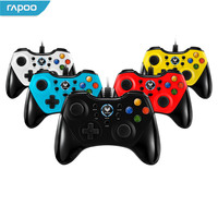 Rapoo V600 Gamepad For Xbox 360 Wired Controller For XBOX 360 Controle WiredJoystick For XBOX360 Game Controller Gamepad Joypad