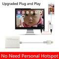 Обновление Для iPhone к HDMI TV HDTV Видео Кабель-Адаптер Зарядное Устройство для iPhone 5 5S 6 6 S 7 Плюс к телевизору Для iPad Pro 4 5 Air MiNi к ТЕЛЕВИЗОРУ