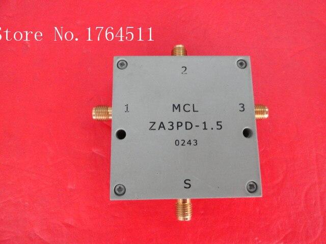 [BELLA] Mini ZA3PD-1.5 750-1500MHz A Two Supply Power Divider SMA