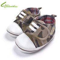 Baby Boy Camouflage Shoes Toddlers Boys Cool Sneakers Baby Spring Autumn Casual Shoes Soft Sole First