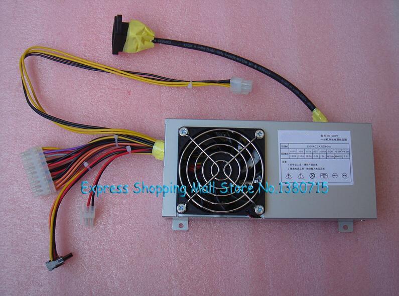 Power Supply HY30.0-95PF Replace HK300-95FP intergrated Computer B500 B505 W6000I W4600I W2600I рулевая blunt intergrated headset black