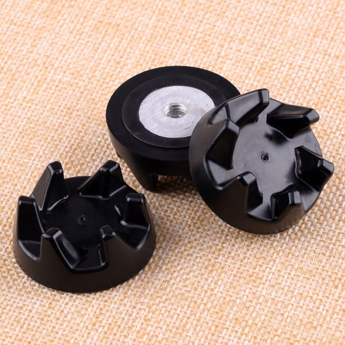 LETAOSK 3pcs Replacement Rubber Clutch Coupler Coupling Cog Shear Gear Mixer Parts Fit For Kitchenaid Blender 9704230