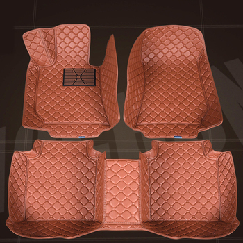 """Car floor mats for BMW 3 series E46 E90 E91 E92 E93 F30 F31 F34 GT 5D car styling carpet floor liners (1999-present) """