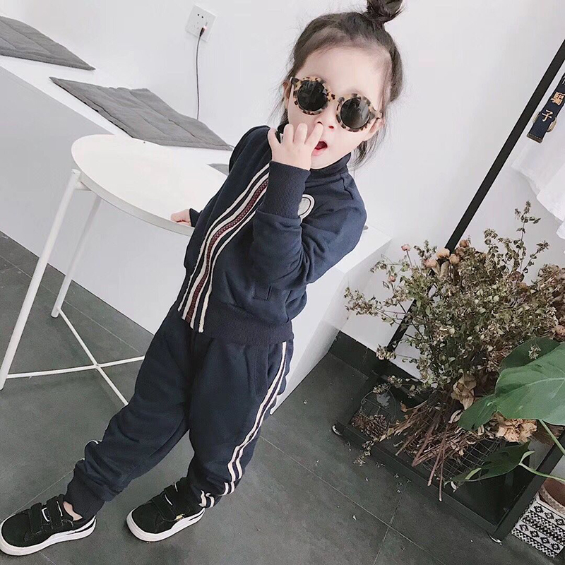 Children Clothes Kids Tracksuit Autumn Spring Boys Clothing Set Boys Casual Clothes Suit Boys Jacket+Pants 2pcs in stock стоимость