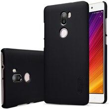 NILLKIN Чехол матовый для Xiaomi 5s Plus жесткого пластика задняя крышка с Экран протектор для Xiaomi Mi 5S плюс Чехол (5.7 »)