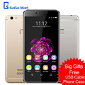 OUKITEL U15S 4G Smartphone Android 6.0 MTK6750T Octa-Core 4GB+32GB 16.0MP+8.0MP Fingerprint 5.5inch IPS 1080P FHD Mobile Phone