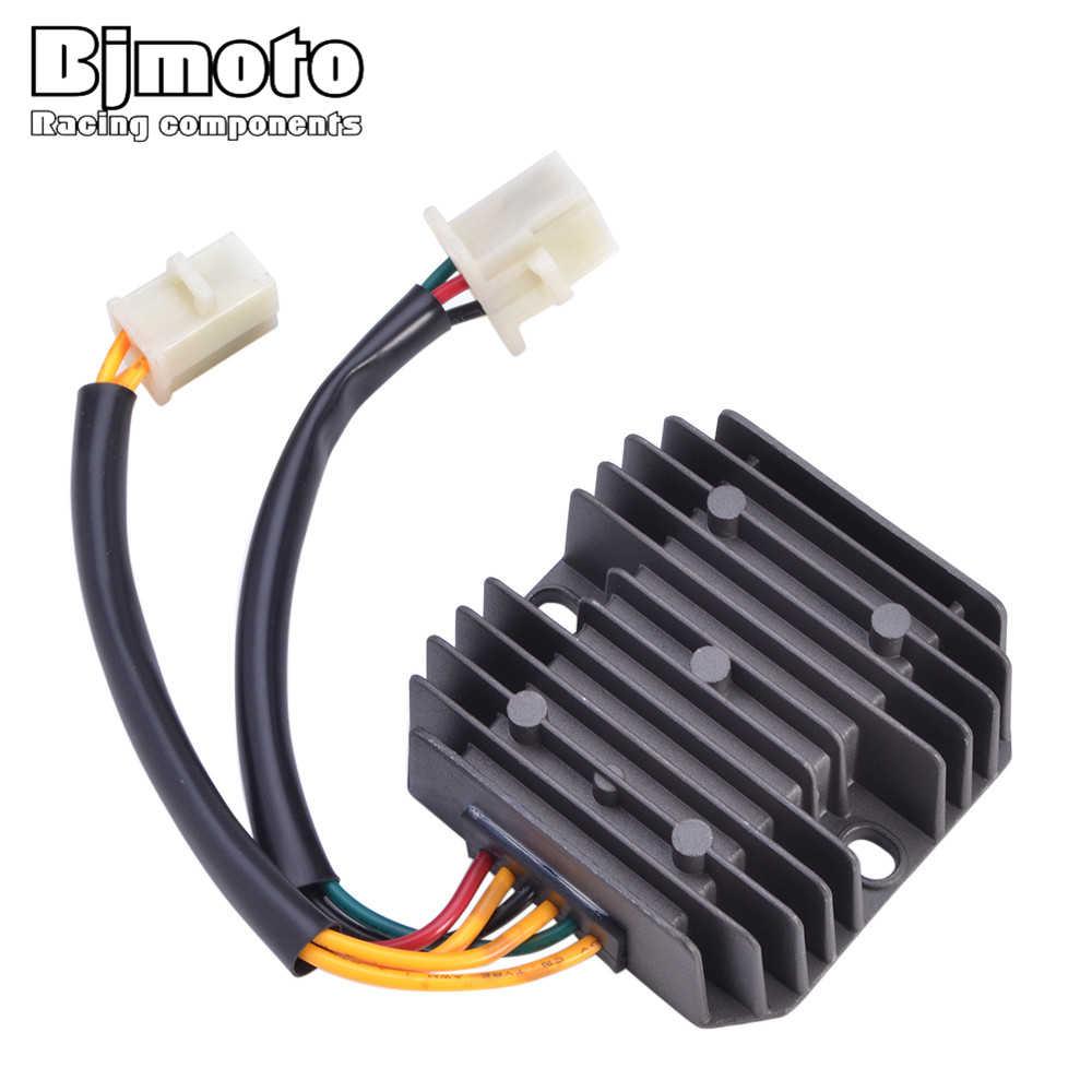 hight resolution of bjmoto for honda ch150 ch125 6wires charger cn250 cb450 xbr500s cb400n cb400n cb250n ft500 cb450n moto