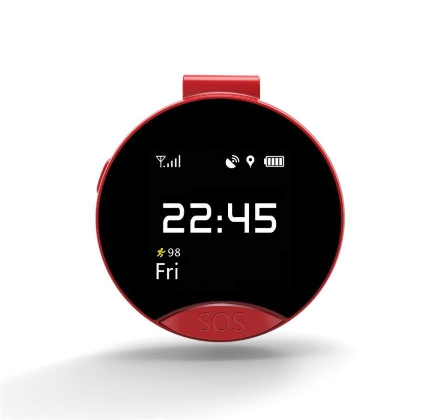 ZGPAX la dernière montre de poche intelligente de positionnement GPS S9 appel bidirectionnel SOS appel à l'aide 18May30 livraison directe F