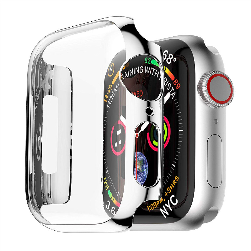 Hard Bumper Case for Apple Watch 45