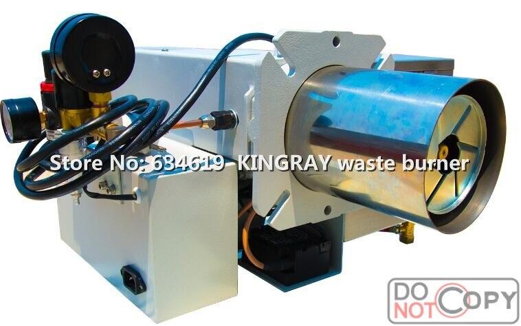 270kw Good Quality Steam Boiler Waste Oil Burner Efficient