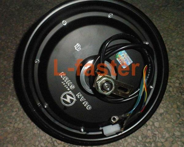 Buy 60v 1000w Electric Scooter Hub Motor