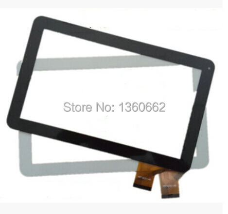 New for 10.1 gooweel G10X Tablet Capacitive touch screen Touch panel Digitizer Glass Sensor Replacement Free Shipping black new 7 inch tablet capacitive touch screen replacement for pb70pgj3613 r2 igitizer external screen sensor free shipping