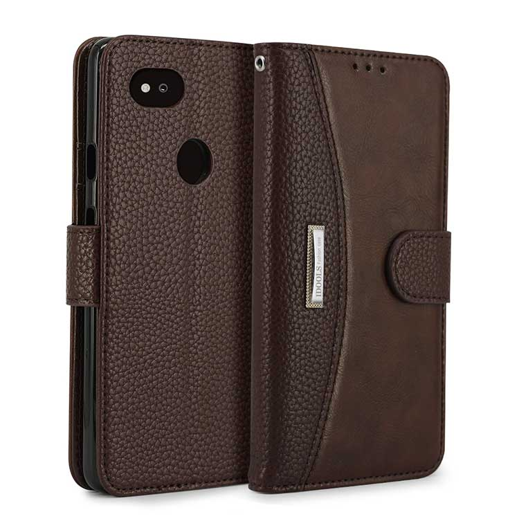 Wallet Leather Case For Google Pixel 2 XL Flip Cover Stand Coque Phone Bags Cases For Google Pixel 2 XL With Card Holder