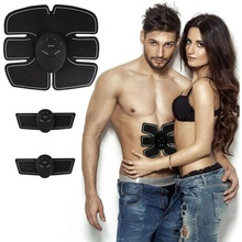 Men Women Vibration Plate Abdominal Muscle Trainer body Massage Fit Training Set Exercise Abdominal Muscles Massager Set ST skin care electric abdominal muscle trainer body massage fit training exercise abdominal muscles loss slimming abdomen set tool