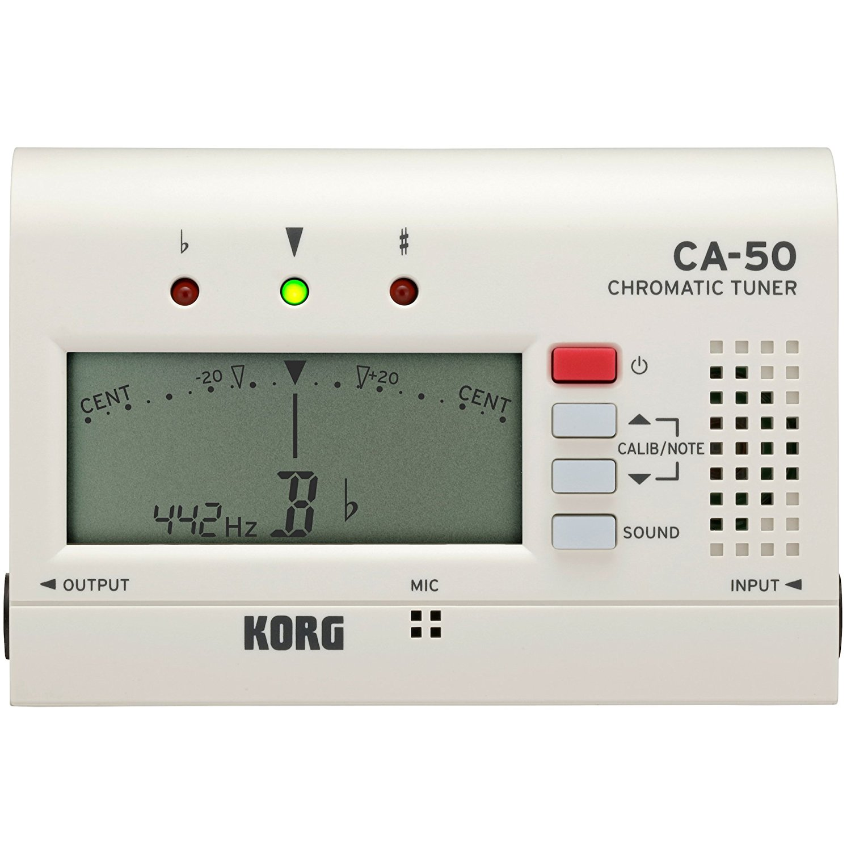 Korg CA-50 Chromatic Tuner korg pa3x 76
