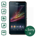 For Sony ZR  Tempered Glass Screen Protector  2.5 Degree  0.33mm Safety Protective Film on Dogo X C5502 Xperia A C
