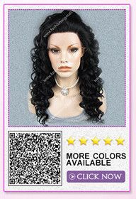 synthetic lace front wig 3