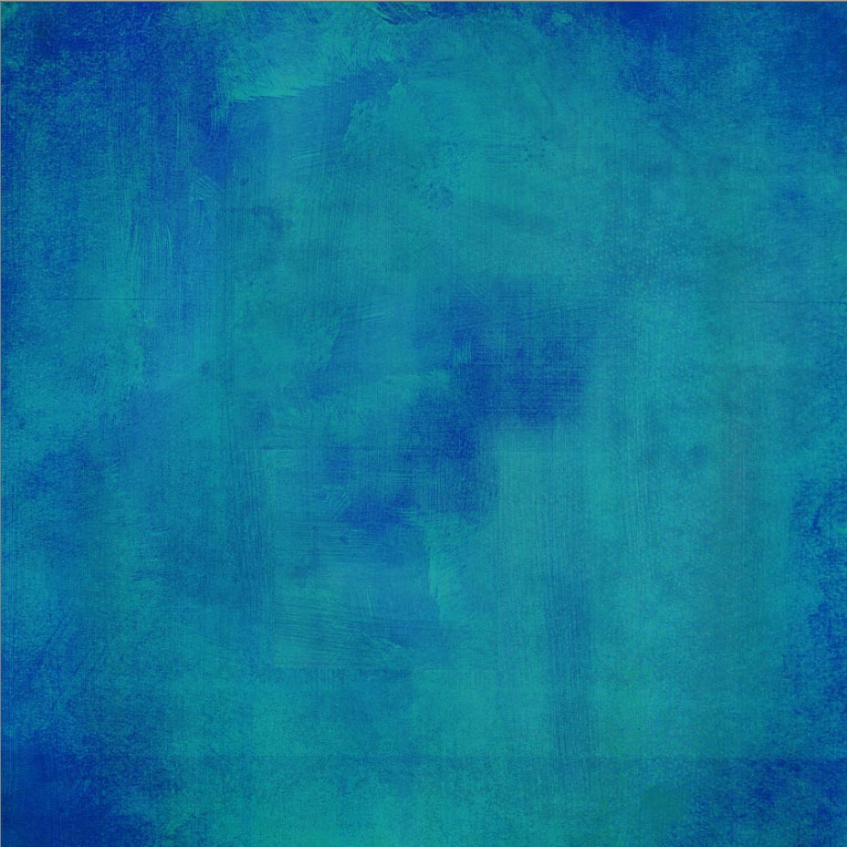 10x10ft Solid Blue Grunge Distressed Texture Paste