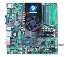 Ultrathin APU E450 Mini HD computer motherboard Integrated dual core CPU/ HD6320 graphics