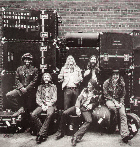 Allman Brothers Band The 1971 Fillmore East Recordings 3 Blu-Ray Pure Audio EX brand new European version 07.2016