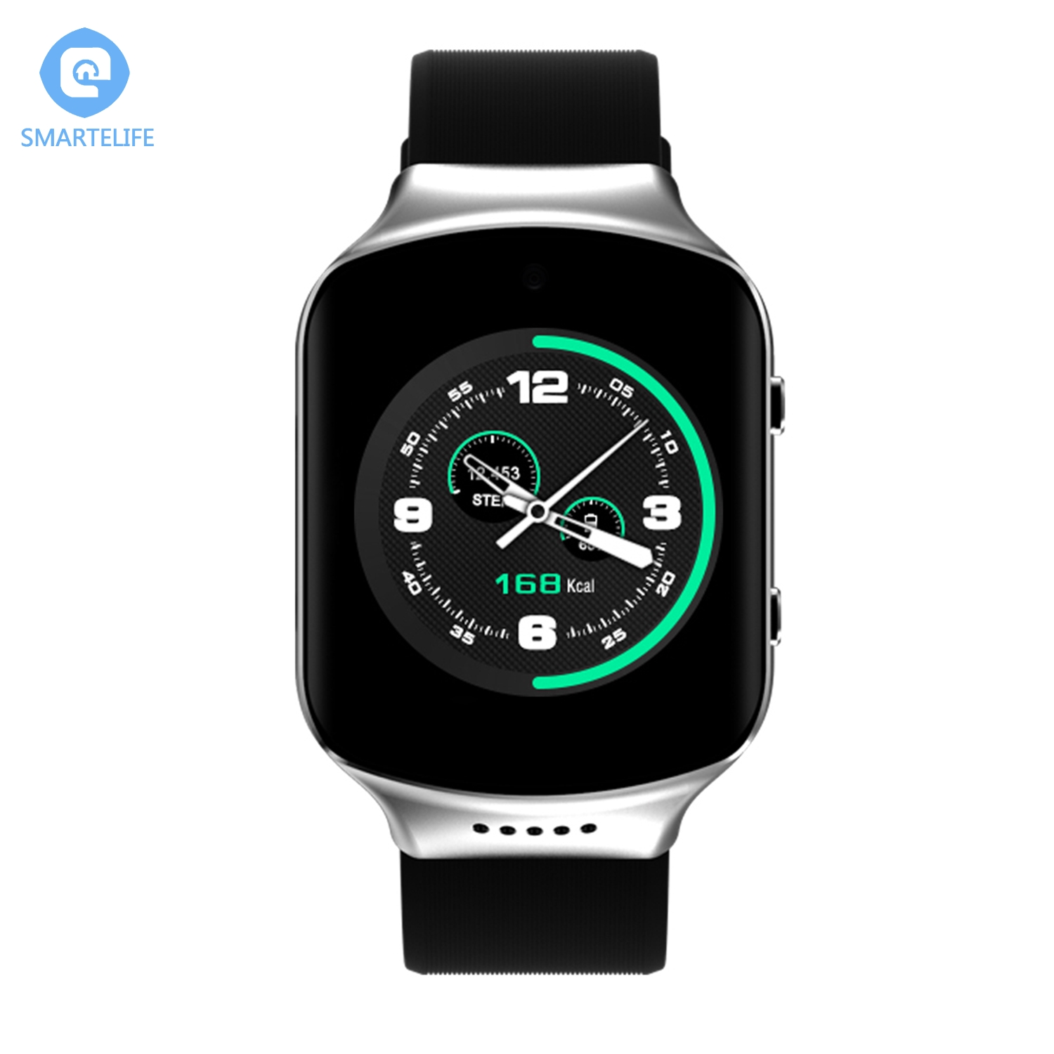 3G GPS Smart Watch Android Phone with Wifi Heart Rate Monitor Bluetooth SIM Wearable Devices Smartwatch Phone Clock for Android no 1 d5 smart watch android 4 4 3g smartwatch phone mtk6572 quad core bluetooth 4 0 wearable devices for men and women