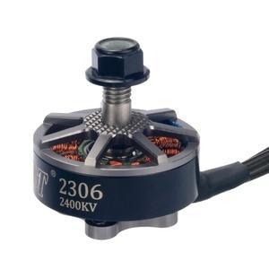 Image 5 - JMT 2306 ブラシレスモーターグレー 2400KV 3 4S 用 210 250 280 300 FPV レースドローン Quadcopter multirotor RC おもちゃ