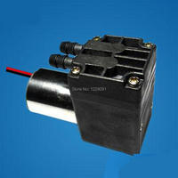 DC 12 volt 4 W 40kpa elettrico piccolo laboratorio air vacuum Pump cina con motore brushless