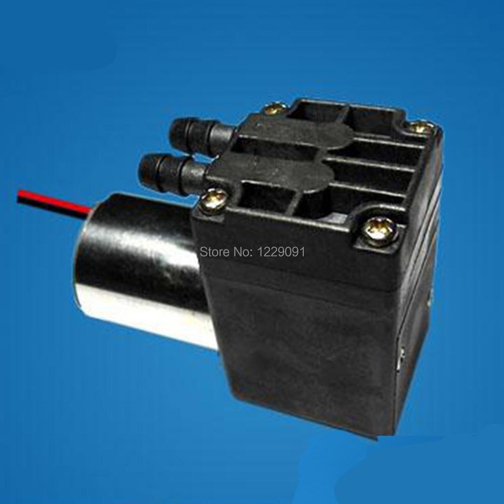 DC 12 volt 4W 40kpa electric small lab air vacuum Pump china with brushless motor small vacuum pump 617cd32 small ac oil free vacuum pump