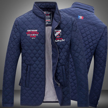 Мужская осенне-зимняя куртка наивысшего качества, Брендовые куртки, мужская приталенная куртка, верхняя одежда с воротником-стойкой, пальто акулы и куртка