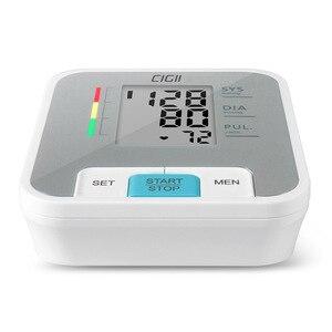 Image 5 - Cigii 홈 건강 관리 펄스 측정 도구 휴대용 LCD 디지털 상완 혈압 모니터 1 Pcs Tonometer