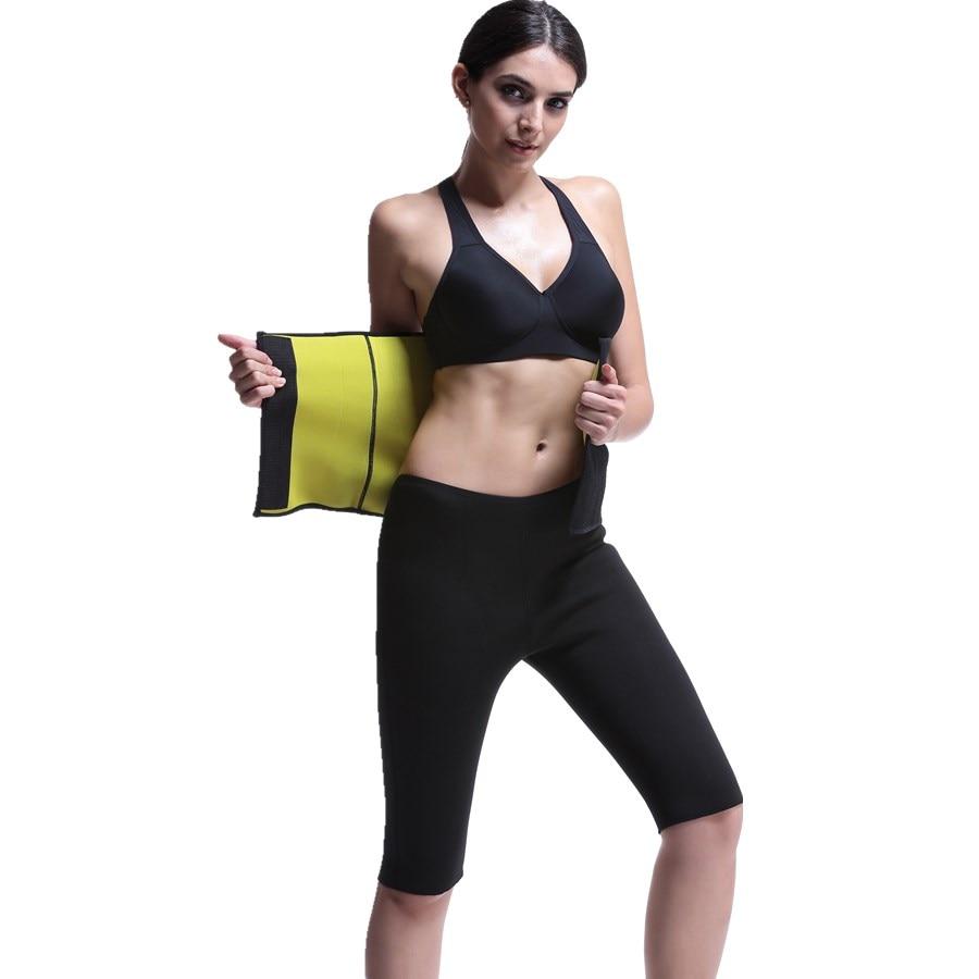 Slimming Belts Women Body Shapers Belt Neoprene Compression Corset Fitness Belt Waist Trainer Shapewear Trimmer Weight Loss